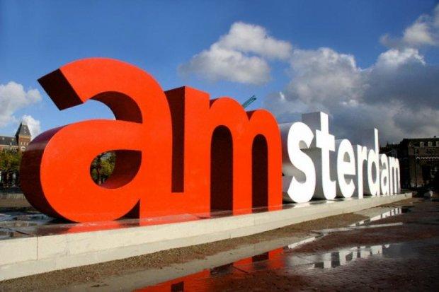 Амстердам залишився повністю без світла