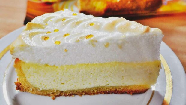 """Пирог из творога """"Слезы ангела"""" станет вашим любимым десертом - нежный, как улыбка младенца"""