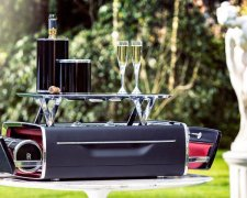 Rolls Royce Champagne Chest