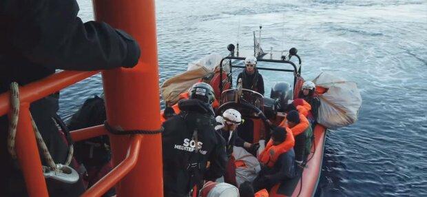 Лодка, фото: скриншот из видео