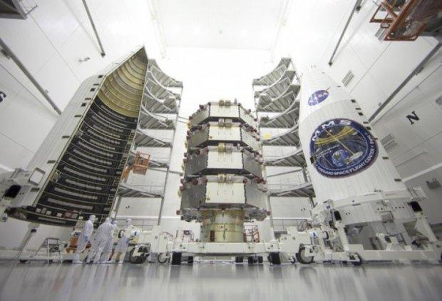 NASA запустило магнітну лабораторію