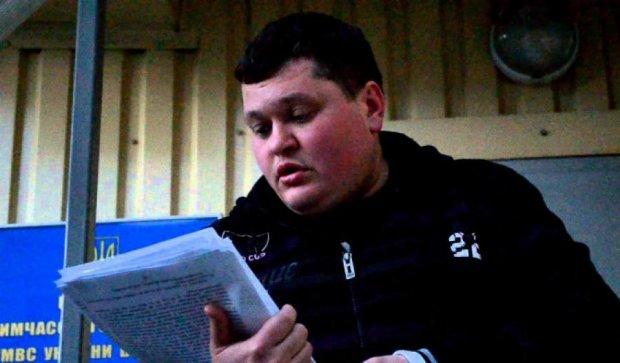 Адвоката Заверухи заберуть до армії (відео)