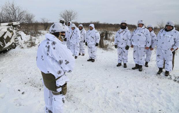 військові навчання, фото: ООС