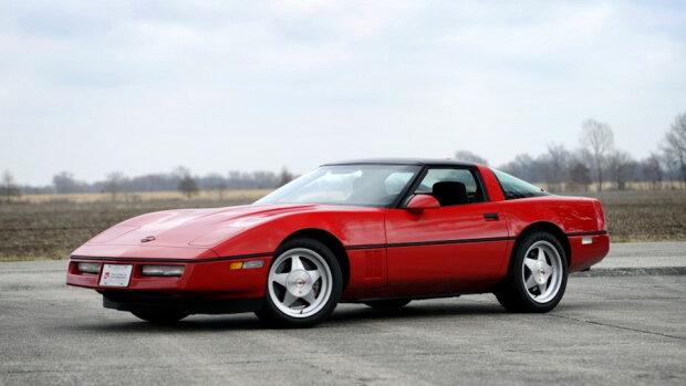 C4 Corvette, gizchina