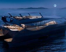 Solar Impact Yacht