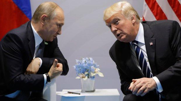 Це офіційно: Трамп запросив Путіна до Вашингтона