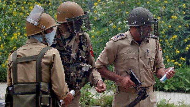 поліція Індія