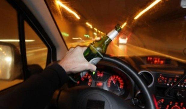 Власти будут строже наказывать пьяных водителей