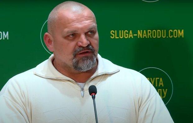 Василь Вірастюк, скріншот з відео