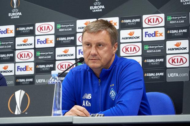 Тренер и лидер Динамо сурово наказаны: штраф и дисквалификация