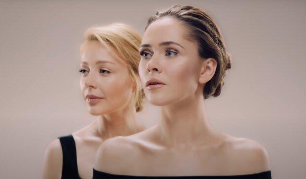 Тіна Кароль і Юлія Саніна, кадр з кліпу