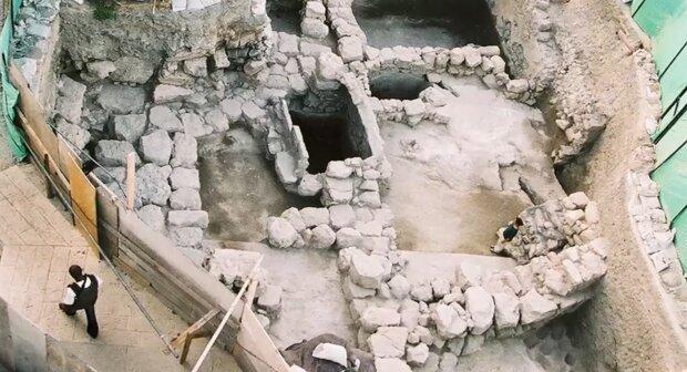 Розкопки Давидового міста, скріншот: YouTube
