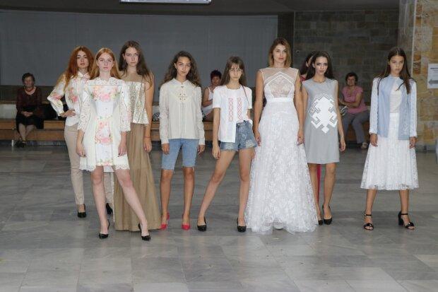 Яскраві, стильні та ексклюзивні: в Одесі представили нову колекцію одягу на Odessa Fashion Day