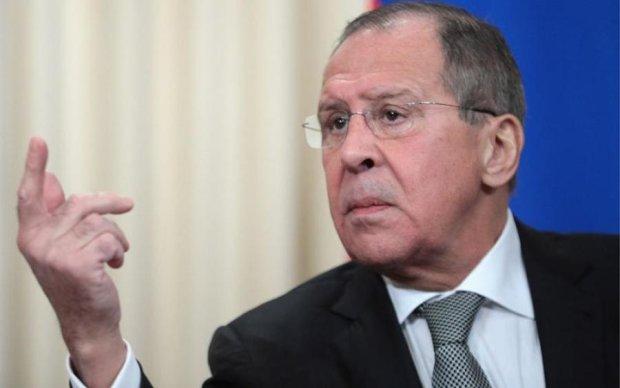 Лавров вигадав щось новеньке про війну в Україні