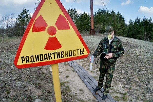 Чорнобильська зона, фото з вільних джерел