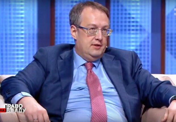 """Антон Геращенко в програмі """"Право на владу"""""""