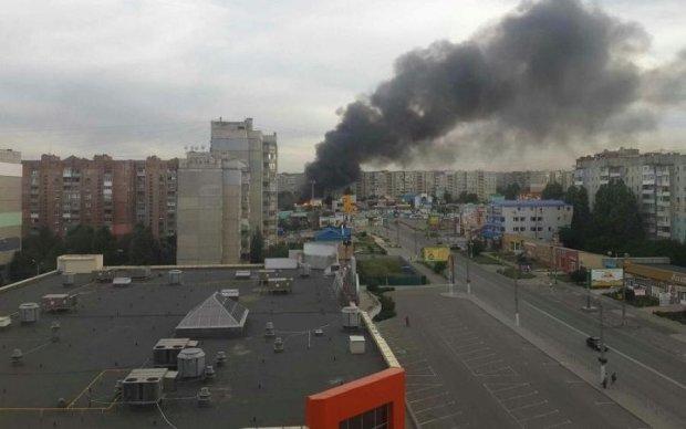 Луганск снова содрогнулся от взрывов