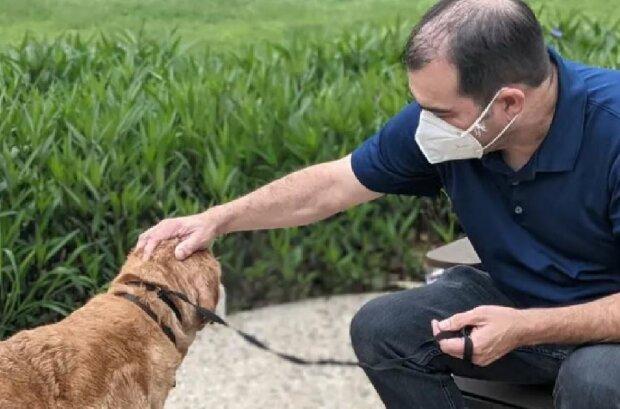 Самсон, фото:City of San Antonio Animal Care Services