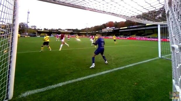 Аякс - Венло, скриншот видео