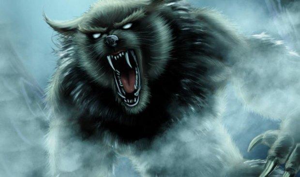 В Украине обнаружены устрашающие мистические существа: песоголовцы и черт хапуга
