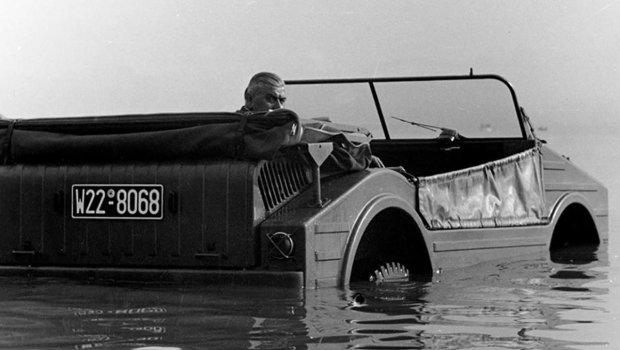 Задолго до Cayenne: каким был первый внедорожник Porsche, фото