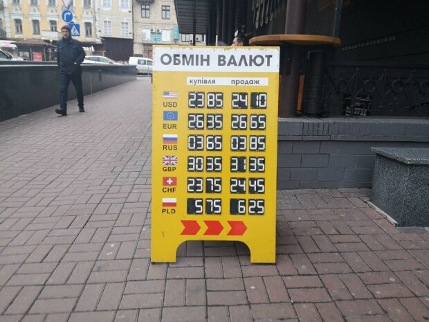 Курс валют, фото-ubr