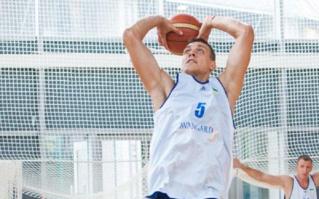 Збірна України з баскетболу розпочала підготовку до чемпіонату Європи