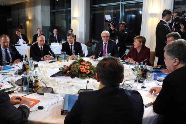 Украина в Минске жестко проучила донецких клоунов Путина: встали и вышли