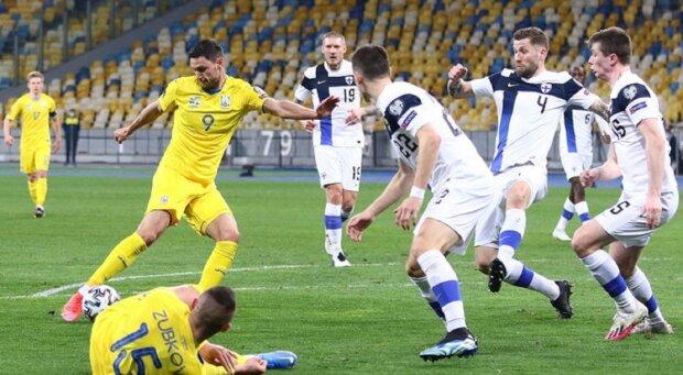 Україна-Фінляндія. Фото: Football.ua