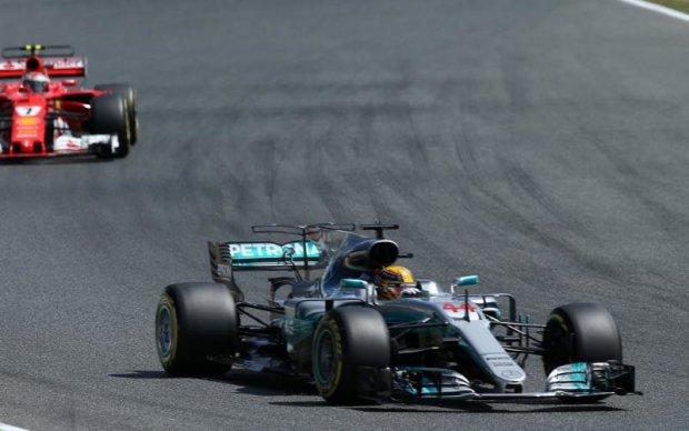 Гемільтон виграв кваліфікацію Гран-прі Іспанії