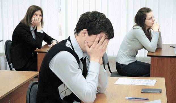 Ученикам прийдется сдавать экзамены за пределами школы