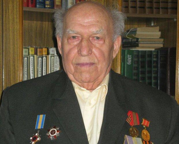 У Дніпрі герой відзначив 100-річний ювілей: дійшов до Берліна, щоб плюнути в обличчя Гітлеру