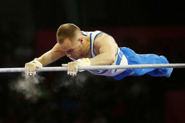 Украинский гимнаст Верняев завоевал первую медаль для Украины на Чемпионате мира