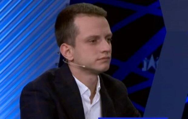 Алексей Устенко: источник: YouTube