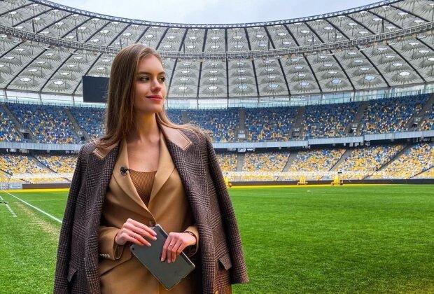 Олександра Кучеренко, фото з Instagram