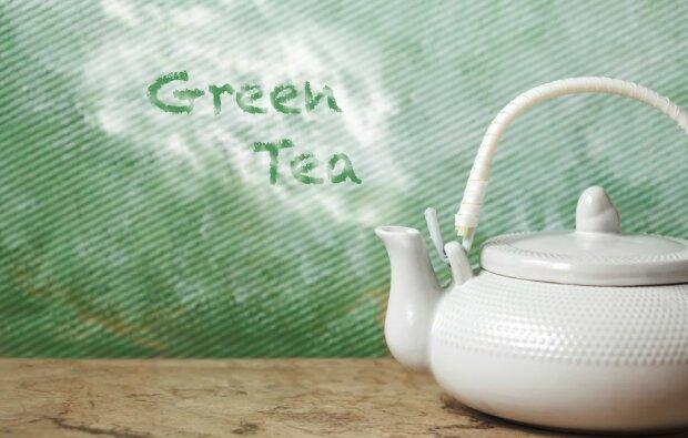 Зелений чай, фото: GettyImages