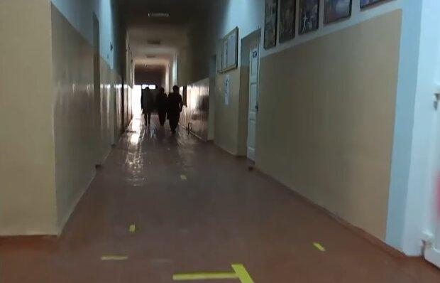Школа, кадр из видео