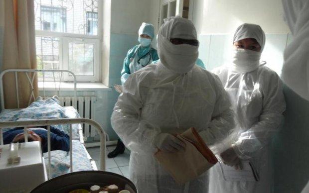 Ситуація з кором: небезпечний вірус відправив людей до реанімації