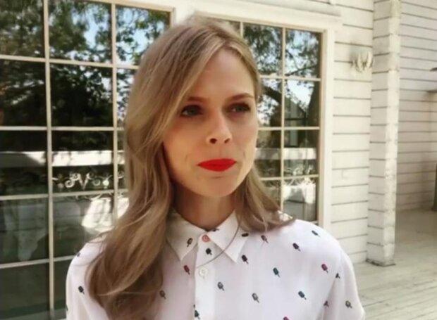 Ольга Фреймут, фото с Instagram