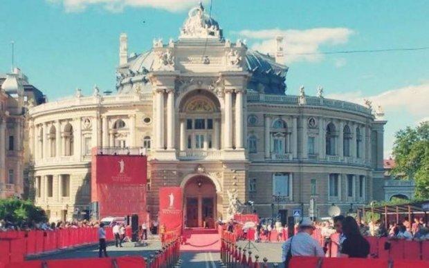 Одесский кинофестиваль: прямая трансляция