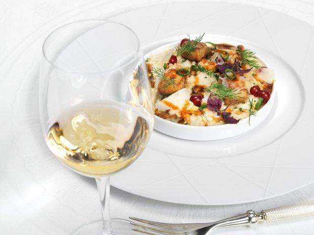 Итальянская кухня: чесночно-томатное ризотто из перловки