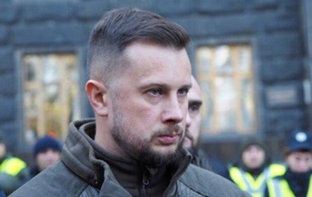Лидер Нацкорпуса Билецкий заявил, что украинцы продолжат восстание против закона о земельном рынке