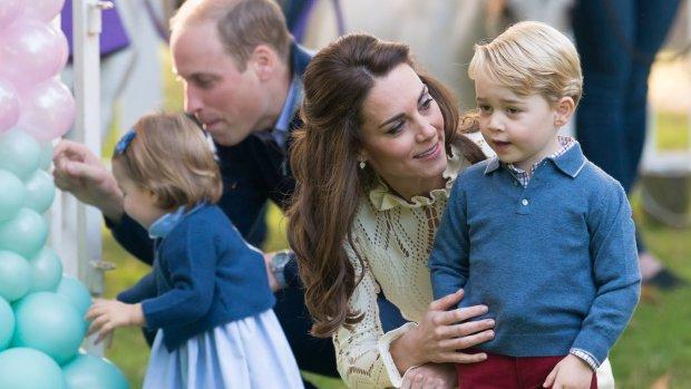 Як син принца Вільяма та Кейт Міддлтон поводиться у школі: батьки однокласників розповіли усю правду