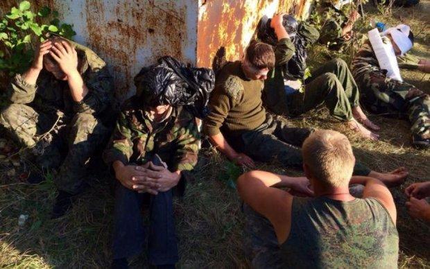 Звіряча доба в АТО: путінські бойовики привезли на Донбас підбурювачів