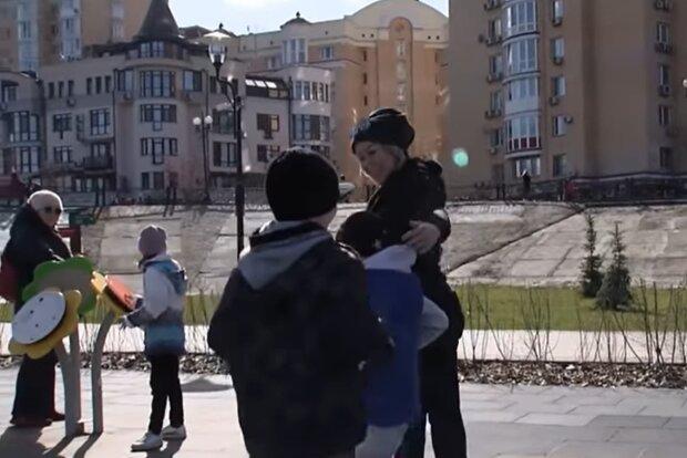 Карантин в школах, скриншот: YouTube