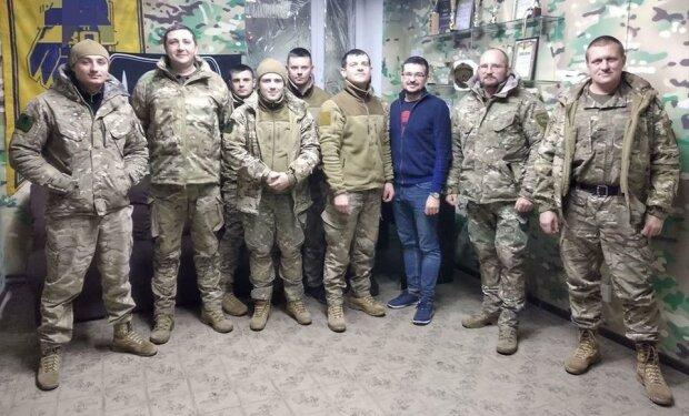 """""""Азов"""" і """"Національний Корпус"""" представили """"Пам'ять Нації"""""""