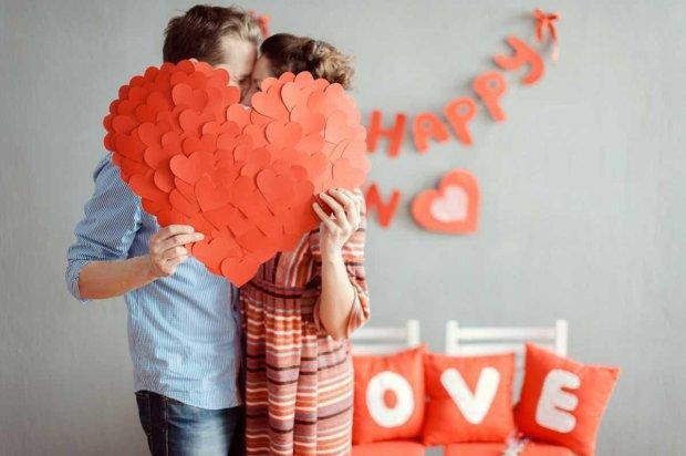 До Дня Святого Валентина Томенко порадив, як правильно зізнаватися у коханні