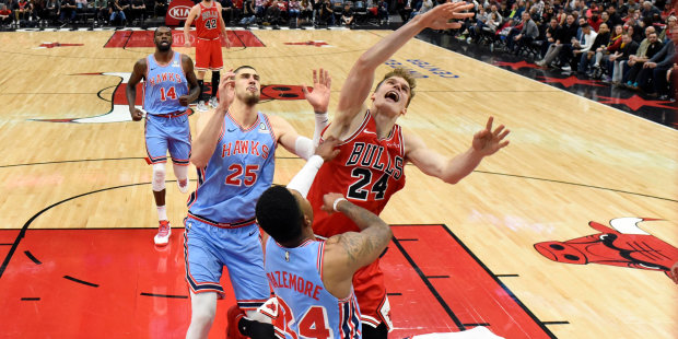 Лень показав найкращу гру за Атланту в НБА: відео