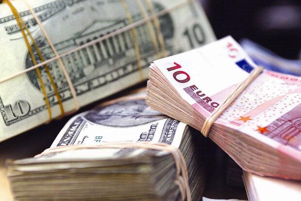Курс долара і євро, epravda
