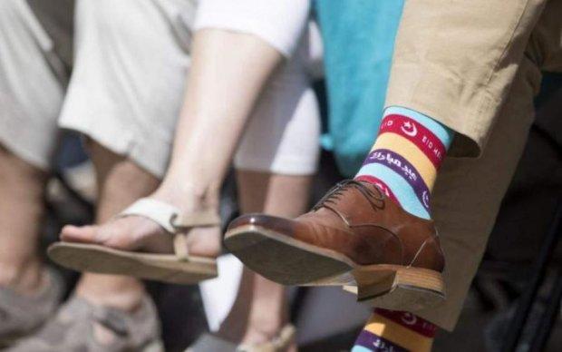 Топ-5 популярнейших мифов о носках